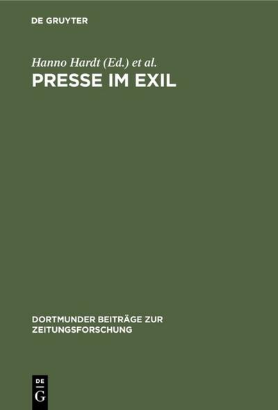 Presse im Exil