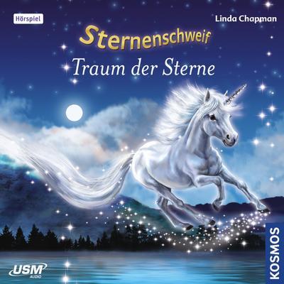 Sternenschweif (Folge 47): Traum der Sterne - United Soft Media - Audio CD, Deutsch, Linda Chapman, Traum der Sterne, Traum der Sterne
