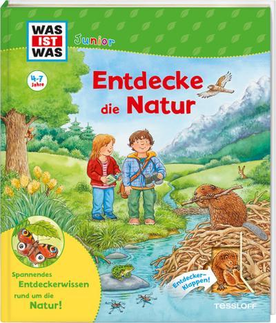WAS IST WAS Junior Entdecke die Natur