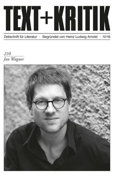Jan Wagner (TEXT+KRITIK)