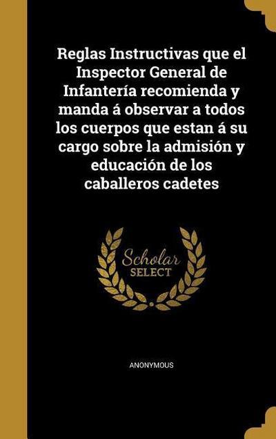 SPA-REGLAS INSTRUCTIVAS QUE EL