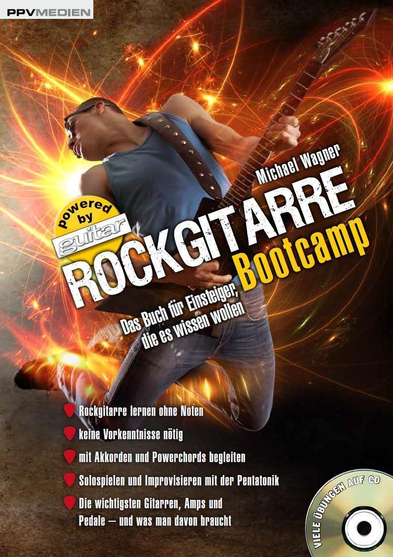 Rockgitarre Bootcamp Michael Wagner