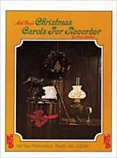 Christmas Carols for Recorder