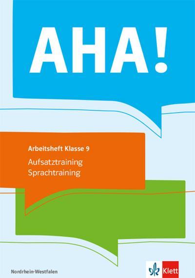 Lerntrainer - fit in Deutsch. Klasse 10. Arbeitsheft.  Ausgabe Nordrhein-Westfalen