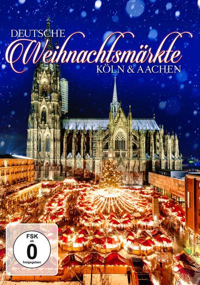 Deutsche Weihnachtsmärkte, 1 DVD