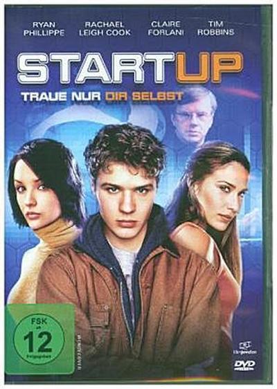 Startup - AntiTrust, 1 DVD