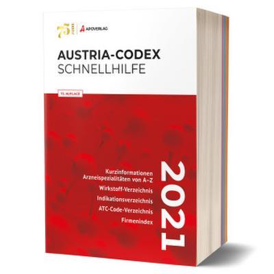 Austria-Codex Schnellhilfe 2021