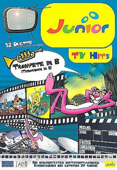 Junior TV-Hits, 2 Trompeten (Tenorhörner) in B