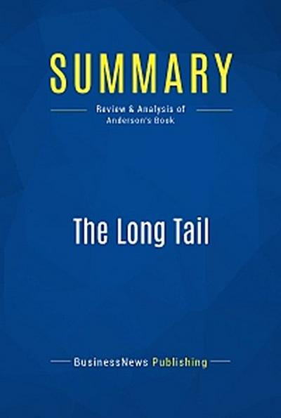 Summary: The Long Tail