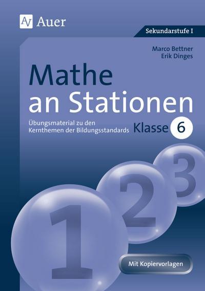 Mathe an Stationen