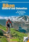 Mountainbiketouren - Biken Südtirol und Dolomiten