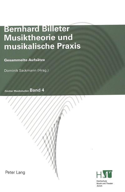 Musiktheorie und musikalische Praxis