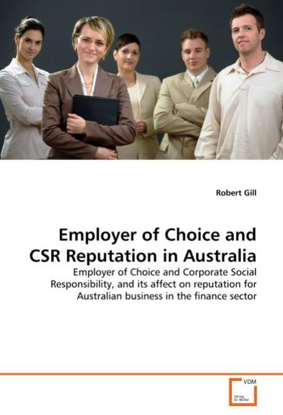 Employer of Choice and CSR Reputation in Australia
