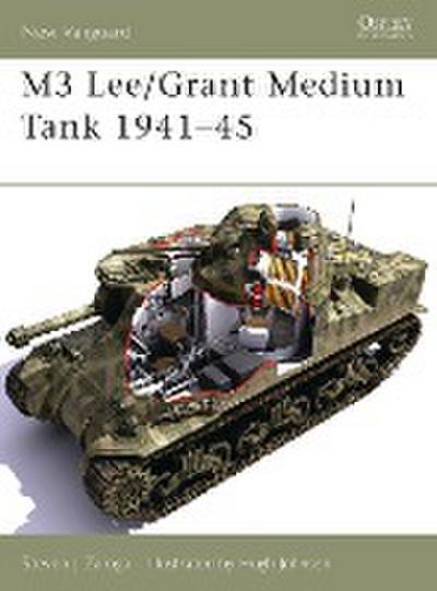 M3 Lee/Grant Medium Tank 1941–45