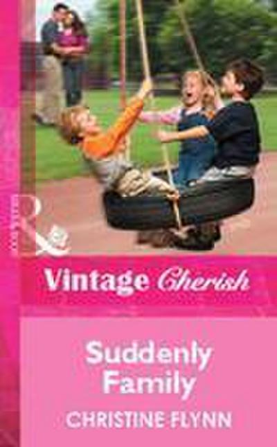 Suddenly Family (Mills & Boon Vintage Cherish)