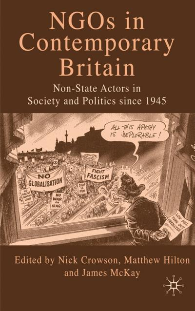 NGOs in Contemporary Britain