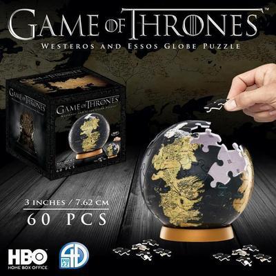 Game of Thrones Globe 3'
