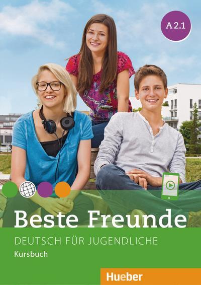 Beste Freunde A2/1: Deutsch für Jugendliche.Deutsch als Fremdsprache / Kursbuch