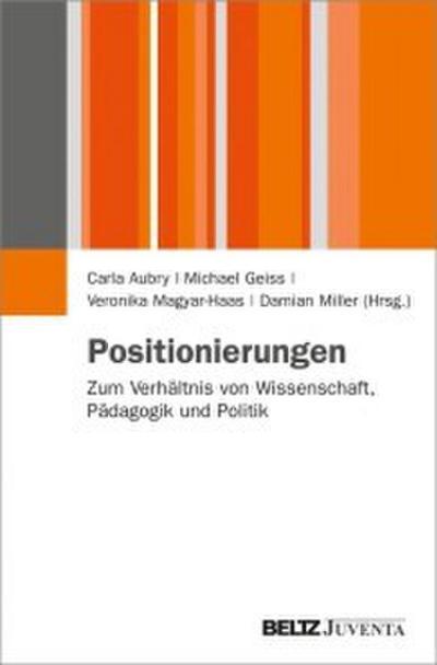 Positionierungen