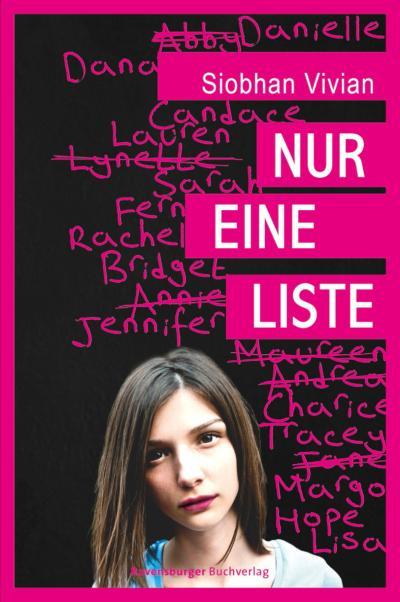 Nur eine Liste; Ravensburger Taschenbücher; Übers. v. Max, Claudia; Deutsch