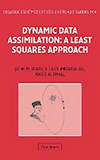 Dynamic Data Assimilation: A Least Squares Approach