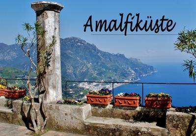 Die Amalfiküste - Ein kleiner Bildband