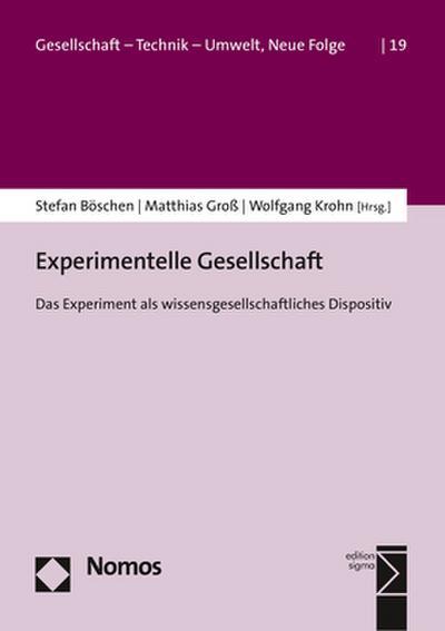 Experimentelle Gesellschaft