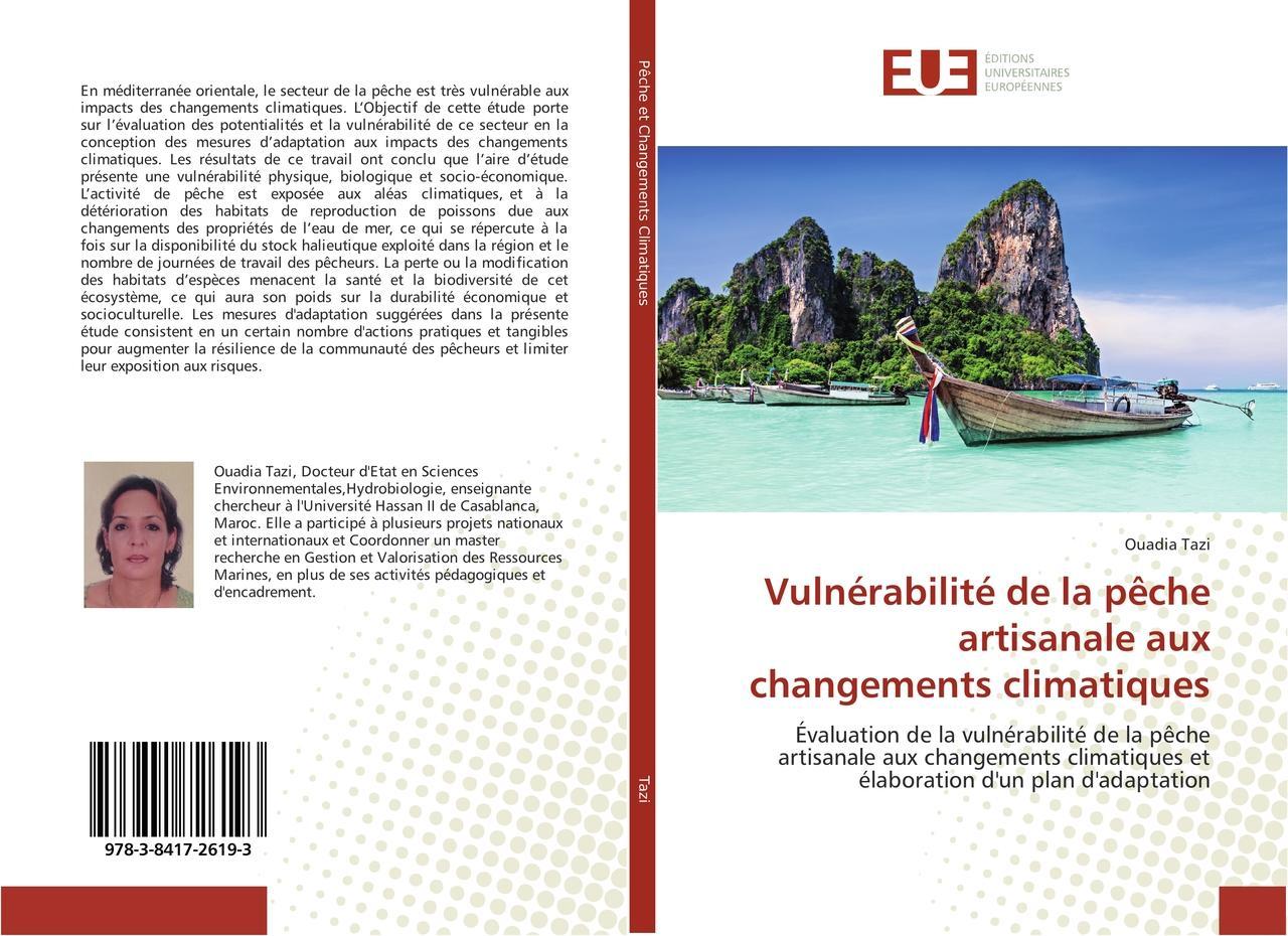 Vulnérabilité de la pêche artisanale aux changements climati ... 9783841726193