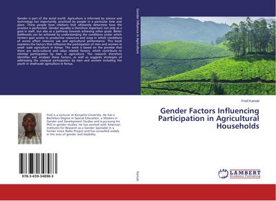 Gender Factors Influencing Participation in Agricultural Households