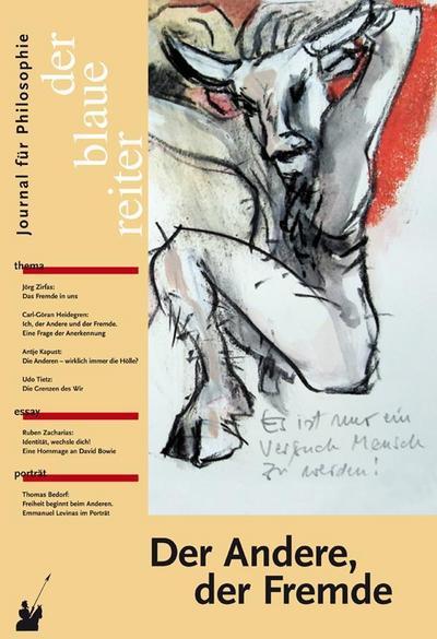 Der blaue reiter, Journal für Philosophie Der Andere, der Fremde