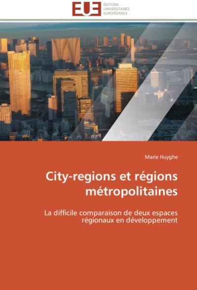 City-regions et régions métropolitaines