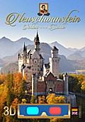 Neuschwanstein 3D Schloss/Castle; Englisch; M ...