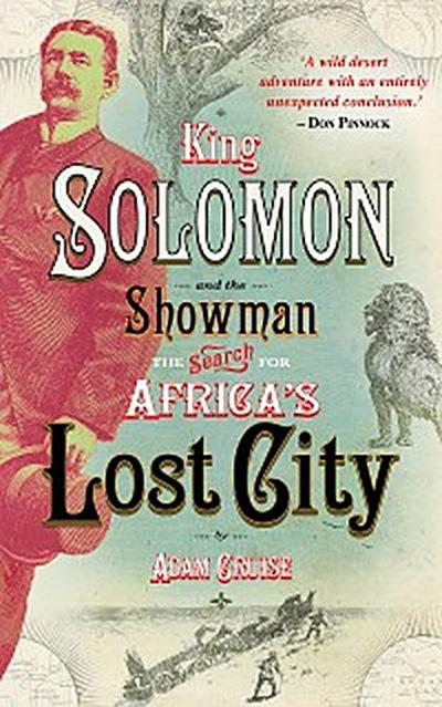 King Solomon and the Showman