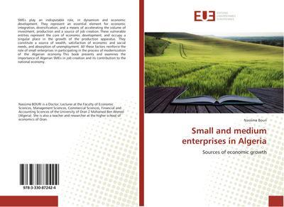 Small and medium enterprises in Algeria