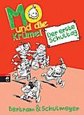 Mo und die Krümel - Der erste Schultag; Mo und die Krümel; Ill. v. Schulmeyer, Heribert; Deutsch; Mit s/w Illustrationen, 26 Illustr.