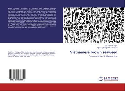 Vietnamese brown seaweed