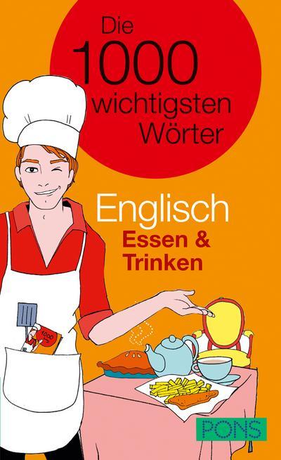 PONS 1000 Wörter Englisch Essen