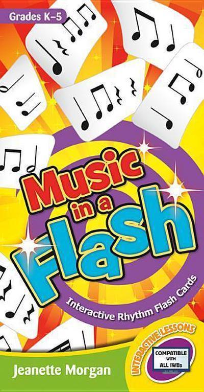 Music in a Flash: Interactive Rhythm Flash Cards