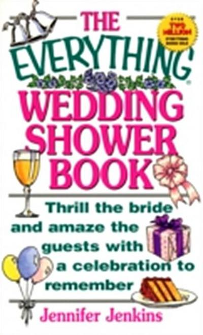Everything Wedding Shower Book