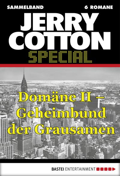 Jerry Cotton Special - Sammelband 3