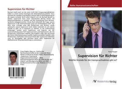 Supervision für Richter