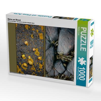 Steine am Strand (Puzzle)