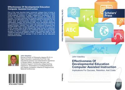 Effectiveness Of Developmental Education Computer Assisted Instruction
