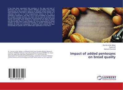 Impact of added pentosans on bread quality