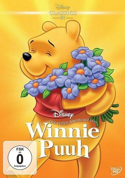 Die vielen Abenteuer von Winnie Puuh