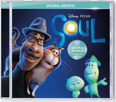 Disney/Pixar: Soul