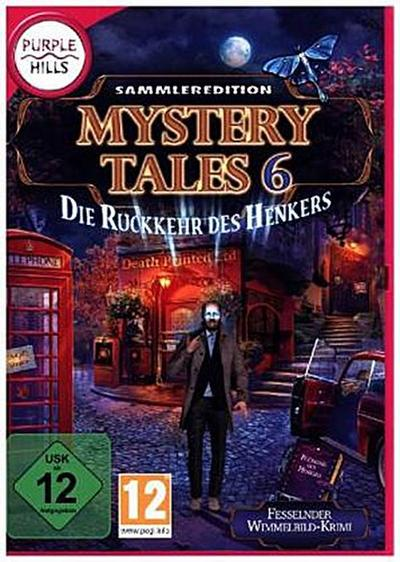 Mystery Tales 6, Rückkehr des Henkers, 1 CD-ROM