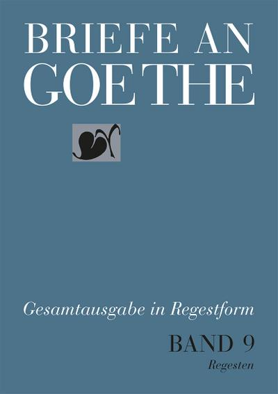 Briefe an Goethe