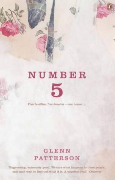 Number 5 - Penguin - Taschenbuch, Englisch, Glenn Patterson, ,