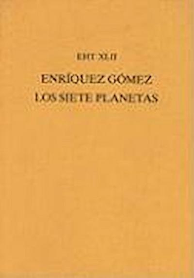 Loa Sacramental de Los Siete Planetas: A Critical Edition from the Manuscript